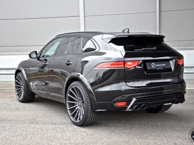 Jaguar F-Pace Widebody Black Edition