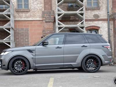 RR SPORT WIDEBODY the tank